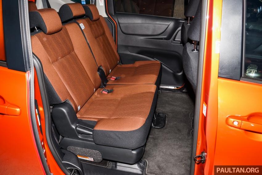 Toyota Sienta dilancarkan di Malaysia – dua varian dengan enjin 1.5L Dual VVT-i, harga bermula RM93k Image #536998