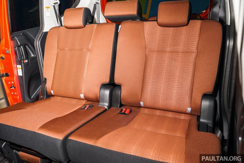 Toyota Sienta dilancarkan di Malaysia – dua varian dengan enjin 1.5L Dual VVT-i, harga bermula RM93k Image #537001