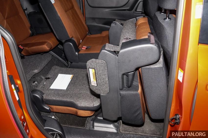 Toyota Sienta dilancarkan di Malaysia – dua varian dengan enjin 1.5L Dual VVT-i, harga bermula RM93k Image #537006
