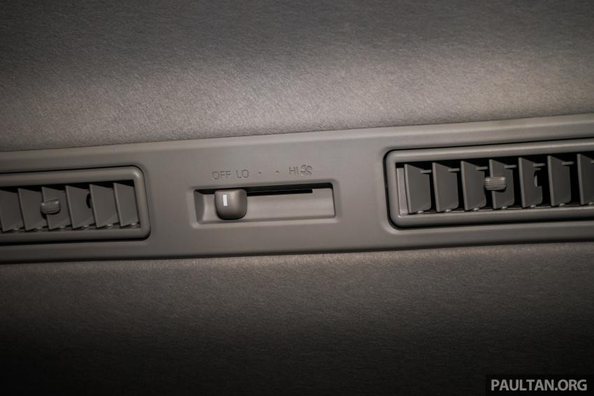 Toyota Sienta dilancarkan di Malaysia – dua varian dengan enjin 1.5L Dual VVT-i, harga bermula RM93k Image #537010