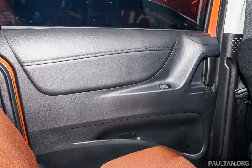 Toyota Sienta MPV launched in Malaysia, fr RM93k Image #536628