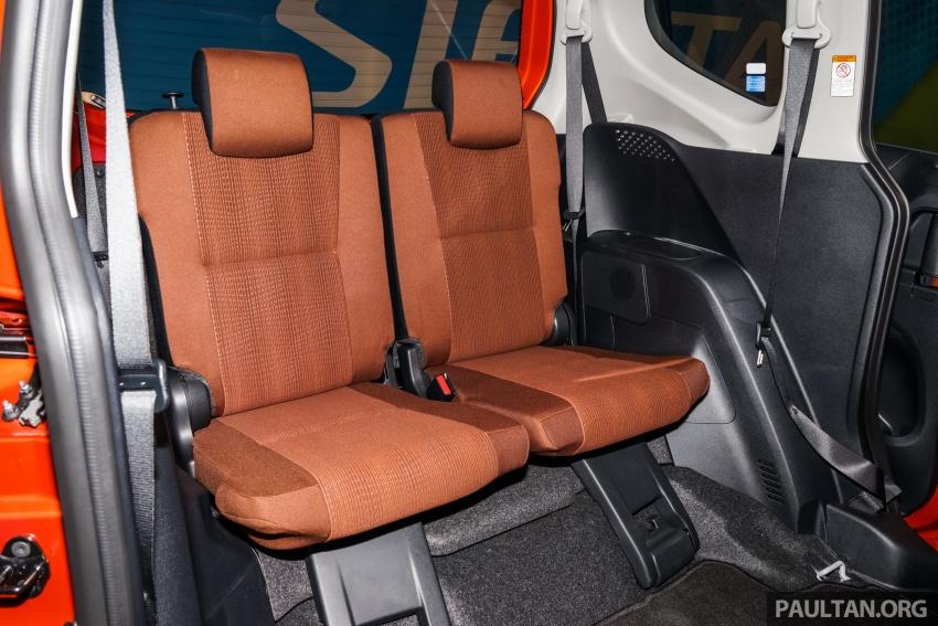 Toyota Sienta dilancarkan di Malaysia – dua varian dengan enjin 1.5L Dual VVT-i, harga bermula RM93k Image #537015