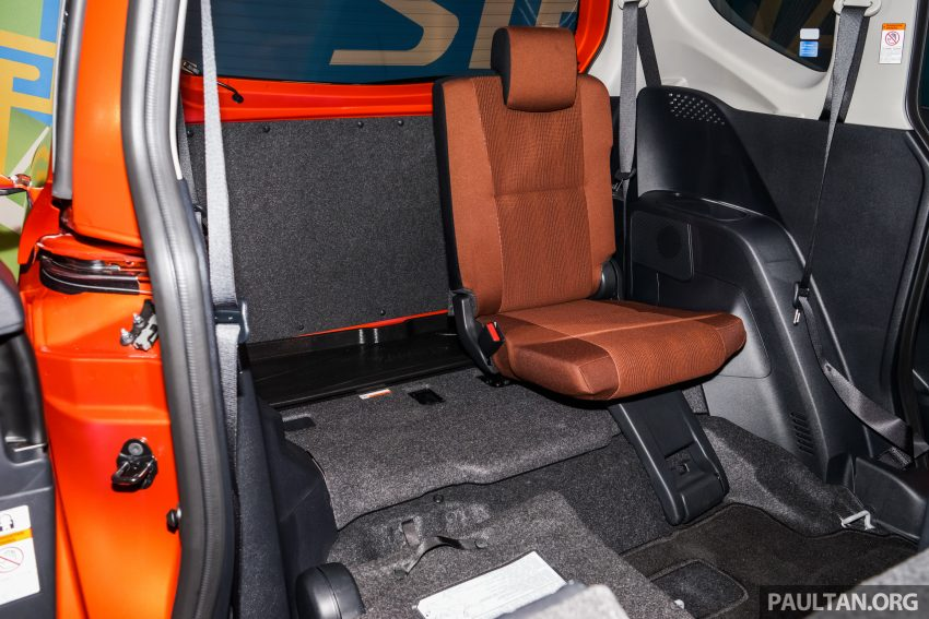 Toyota Sienta MPV launched in Malaysia, fr RM93k Image #536630
