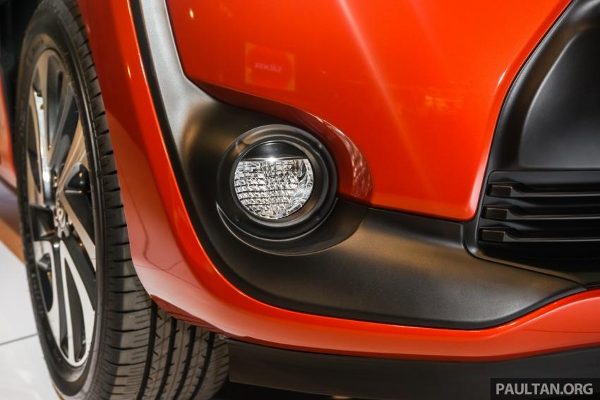 Toyota Sienta dilancarkan di Malaysia – dua varian dengan enjin 1.5L Dual VVT-i, harga bermula RM93k Image #536919