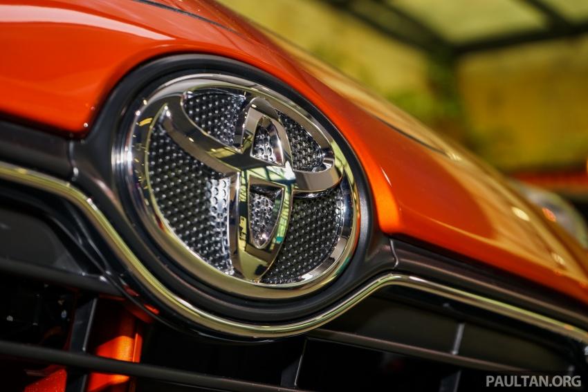 Toyota Sienta dilancarkan di Malaysia – dua varian dengan enjin 1.5L Dual VVT-i, harga bermula RM93k Image #536923
