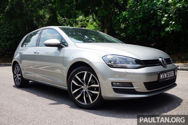 pandu uji volkswagen golf 1 4l tsi harga turun prestasi dan teknologi penjimatan jadi kelebihan. Black Bedroom Furniture Sets. Home Design Ideas