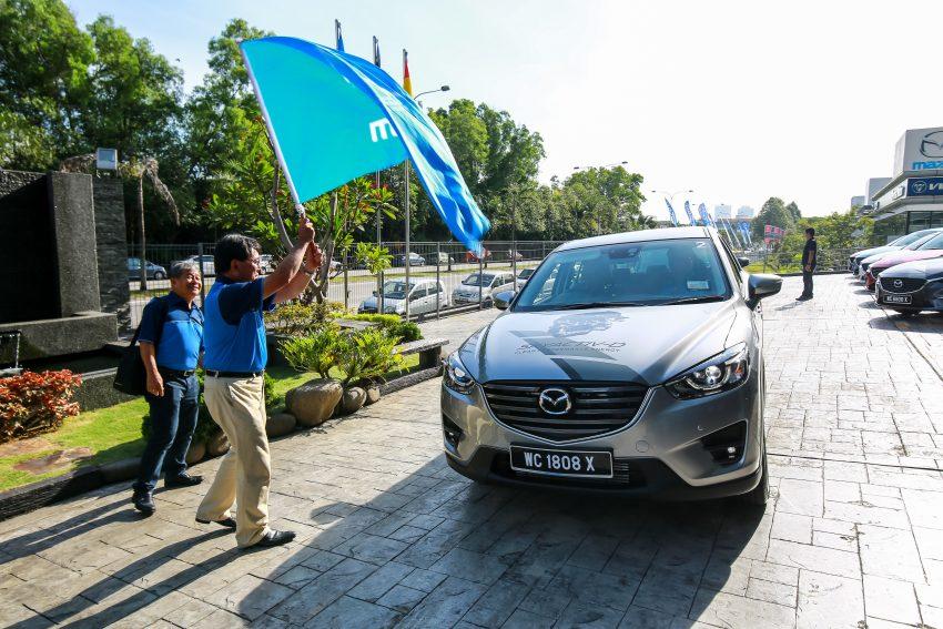 PANDU UJI: Mazda CX-5 2.2L SkyActiv-D – paradigma baharu teknologi diesel untuk kenderaan penumpang Image #536738