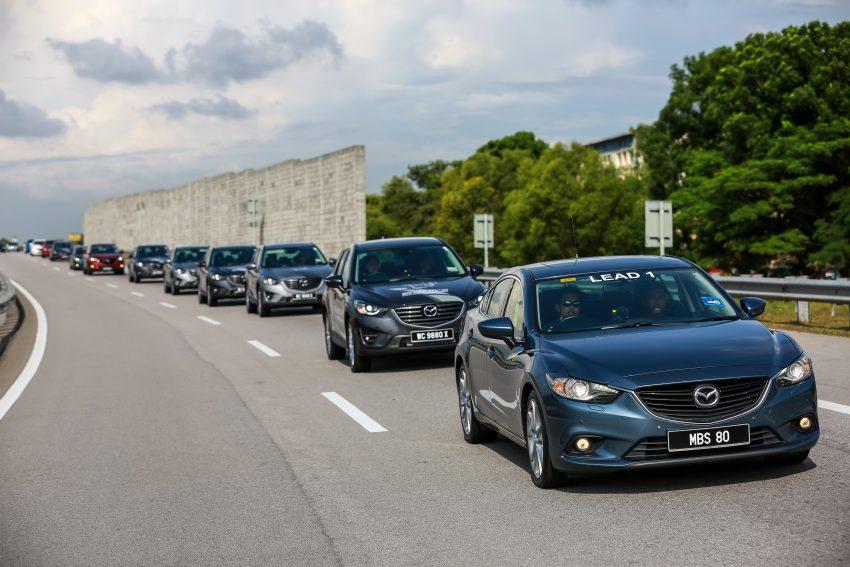 PANDU UJI: Mazda CX-5 2.2L SkyActiv-D – paradigma baharu teknologi diesel untuk kenderaan penumpang Image #536735