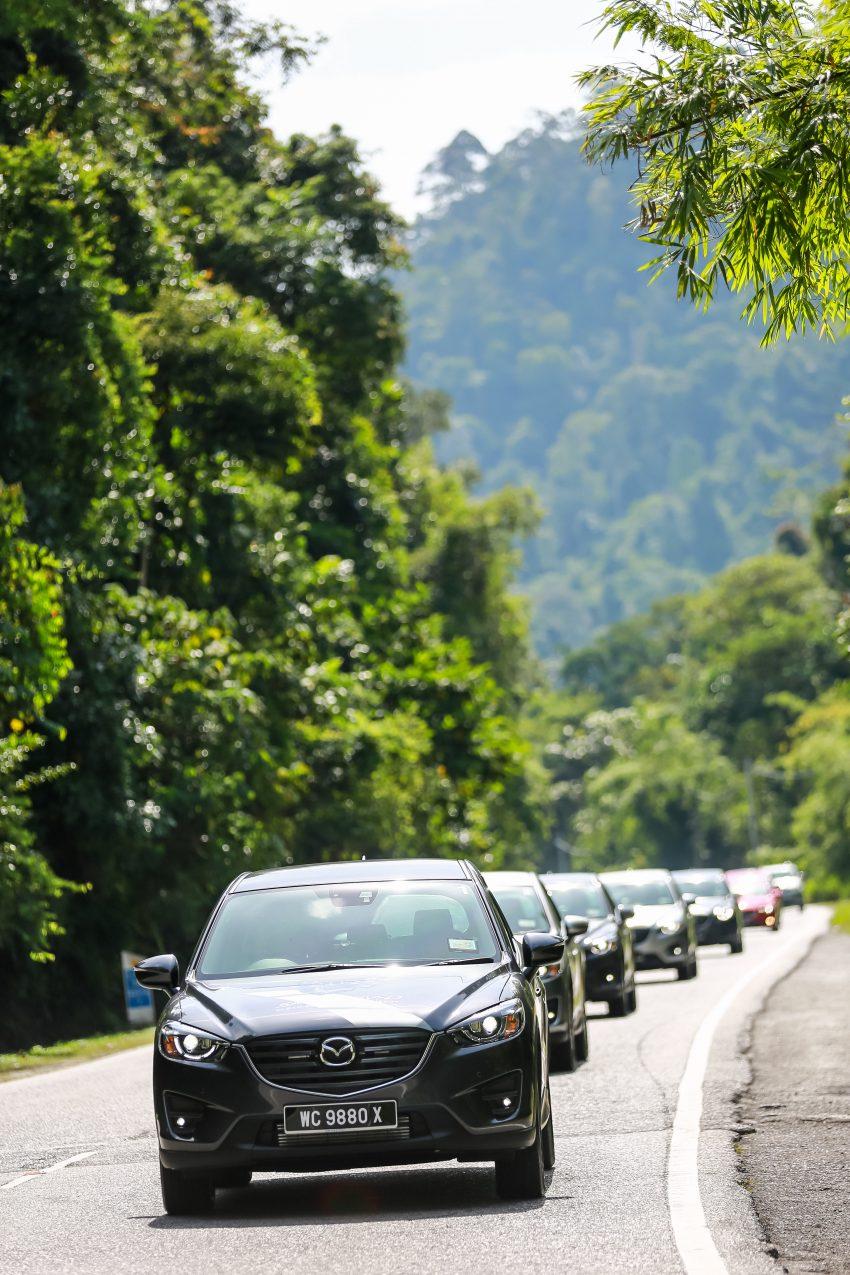 PANDU UJI: Mazda CX-5 2.2L SkyActiv-D – paradigma baharu teknologi diesel untuk kenderaan penumpang Image #536720