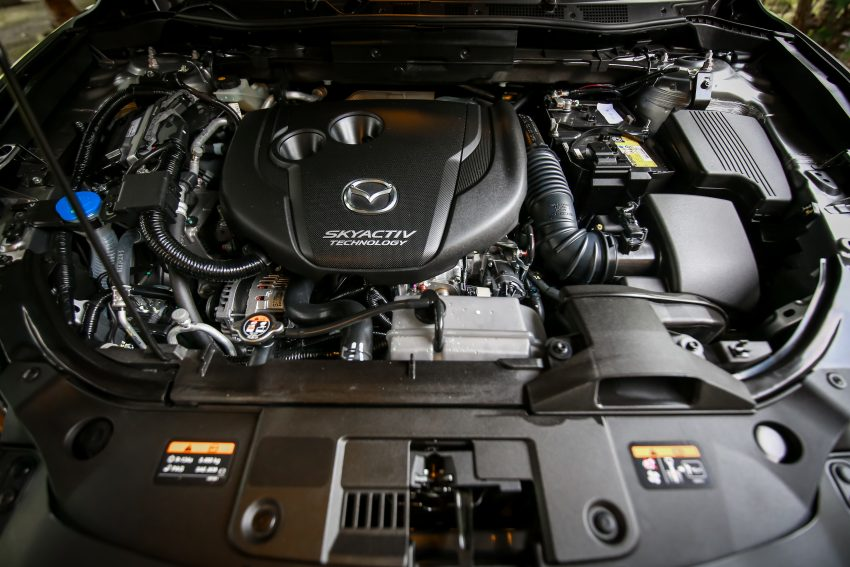 PANDU UJI: Mazda CX-5 2.2L SkyActiv-D – paradigma baharu teknologi diesel untuk kenderaan penumpang Image #536663