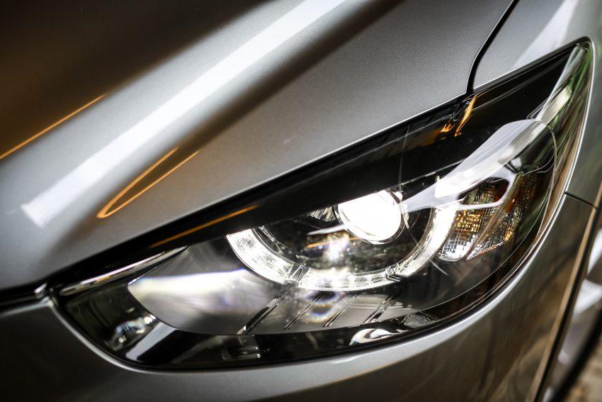 PANDU UJI: Mazda CX-5 2.2L SkyActiv-D – paradigma baharu teknologi diesel untuk kenderaan penumpang Image #536669