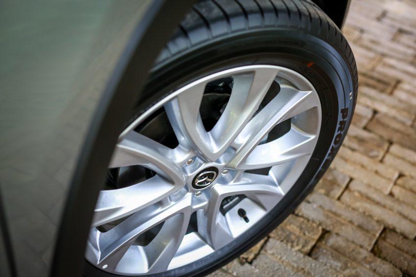 PANDU UJI: Mazda CX-5 2.2L SkyActiv-D – paradigma baharu teknologi diesel untuk kenderaan penumpang Image #536662