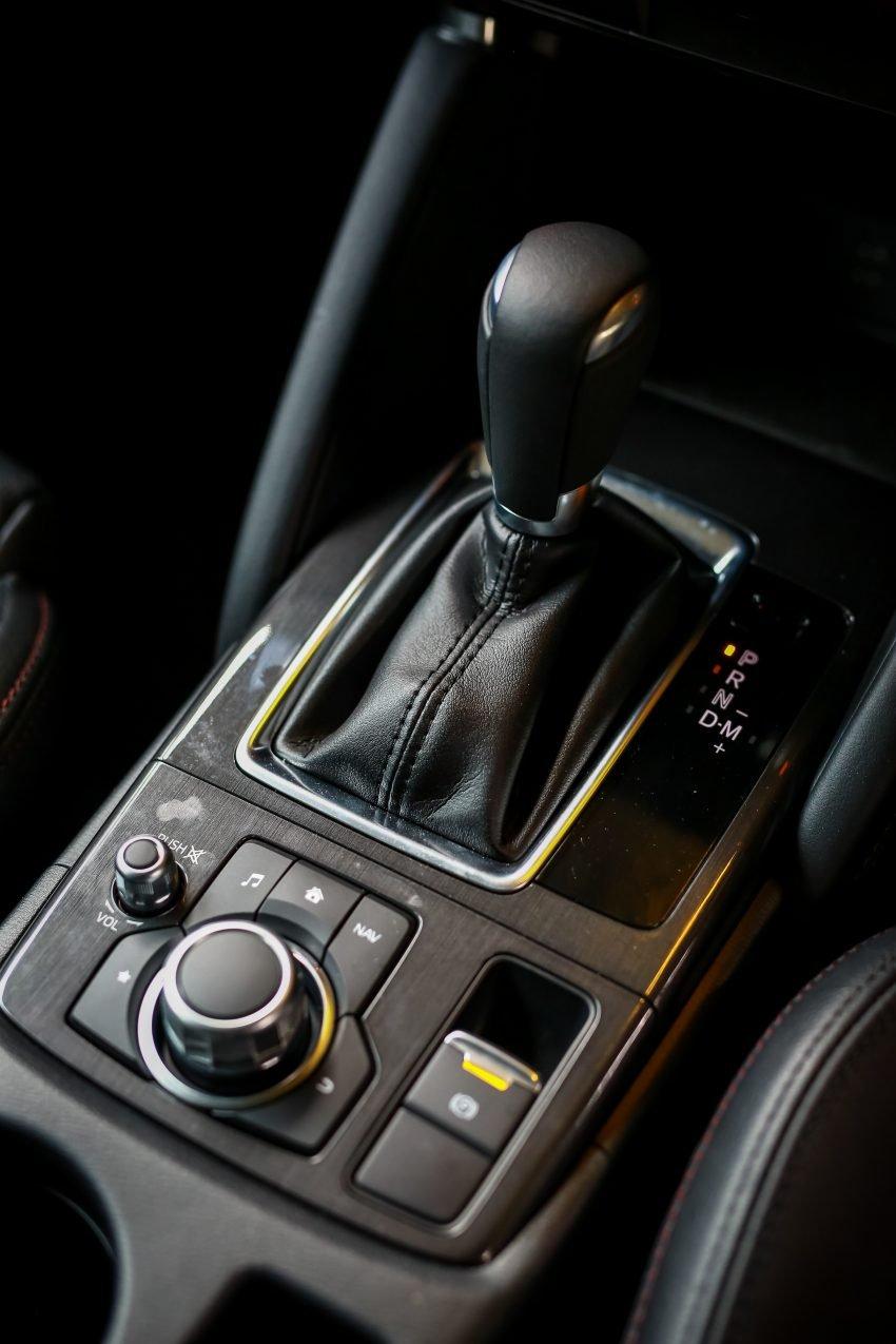 PANDU UJI: Mazda CX-5 2.2L SkyActiv-D – paradigma baharu teknologi diesel untuk kenderaan penumpang Image #536656