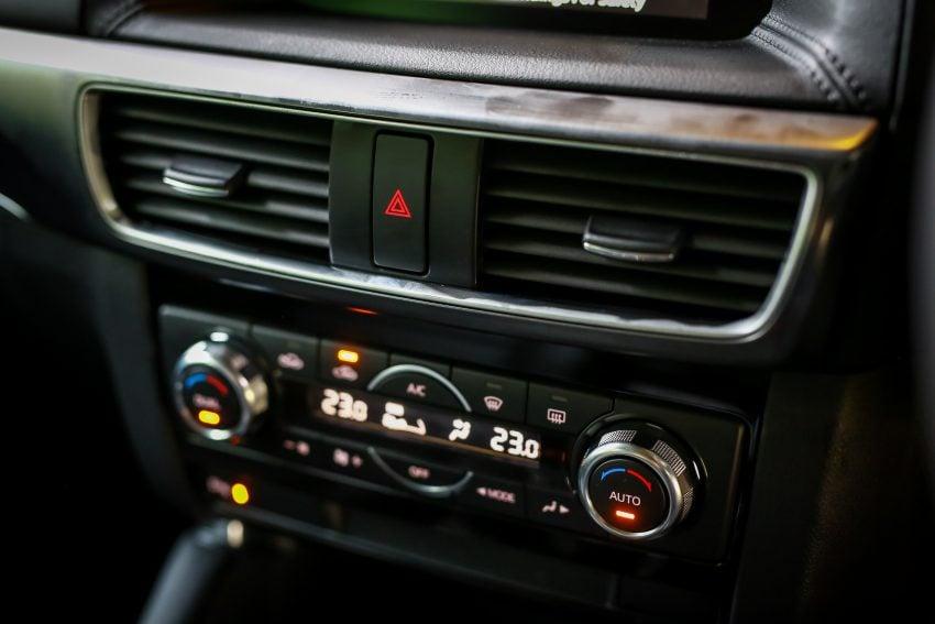 PANDU UJI: Mazda CX-5 2.2L SkyActiv-D – paradigma baharu teknologi diesel untuk kenderaan penumpang Image #536653