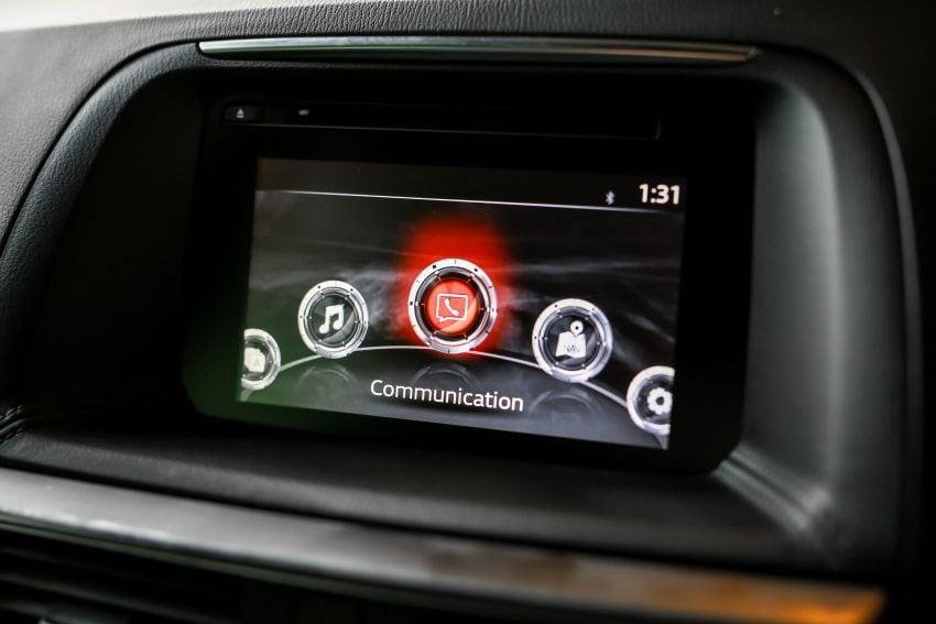 PANDU UJI: Mazda CX-5 2.2L SkyActiv-D – paradigma baharu teknologi diesel untuk kenderaan penumpang Image #536651
