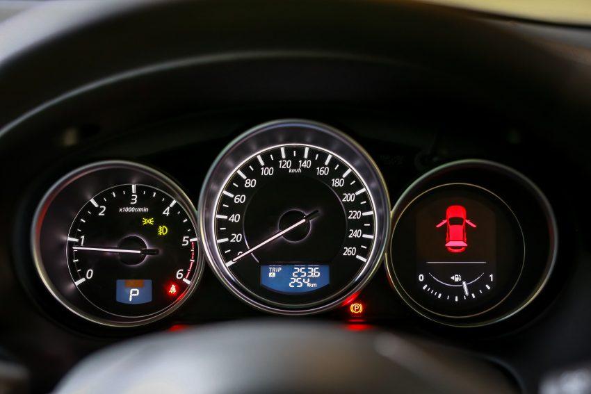 PANDU UJI: Mazda CX-5 2.2L SkyActiv-D – paradigma baharu teknologi diesel untuk kenderaan penumpang Image #536652