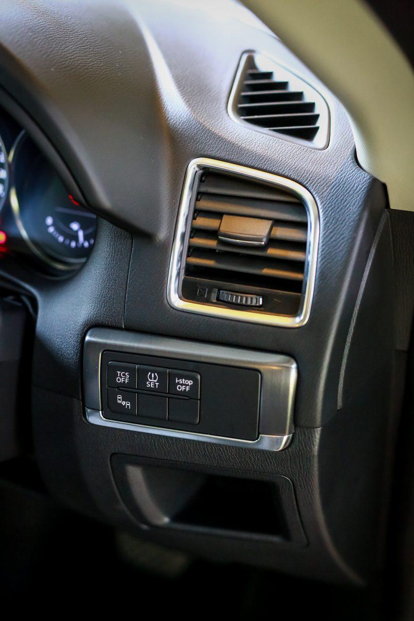 PANDU UJI: Mazda CX-5 2.2L SkyActiv-D – paradigma baharu teknologi diesel untuk kenderaan penumpang Image #536648