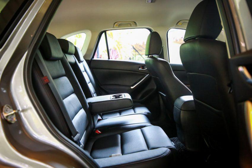 PANDU UJI: Mazda CX-5 2.2L SkyActiv-D – paradigma baharu teknologi diesel untuk kenderaan penumpang Image #536647