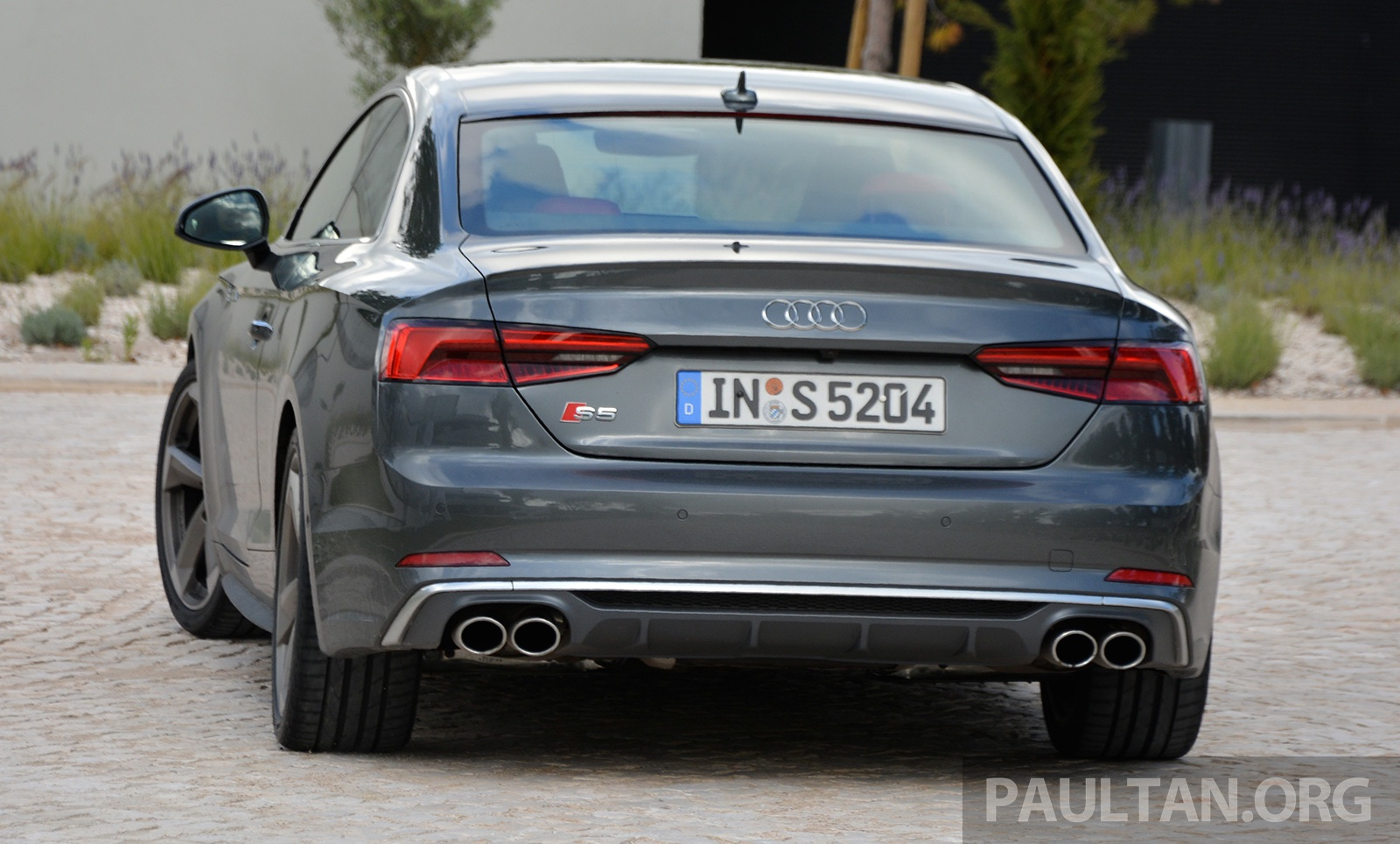 Driven 2017 Audi A5 And S5 Coupe Enduring Class Paul