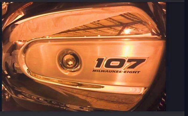 2017 Harley-Davidson 107 Milwaukee Eight - 1