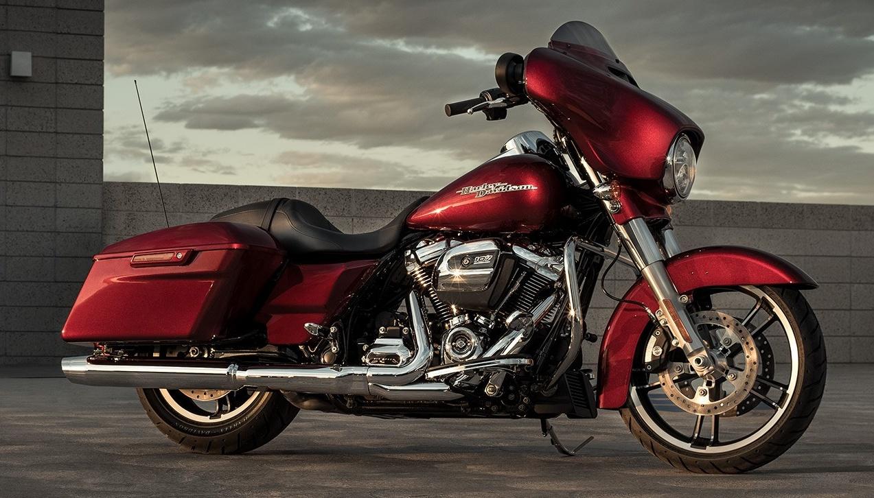 Harley Davidson Street  Pics