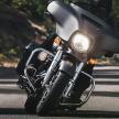 2017 Harley Davidson Tourers (1)