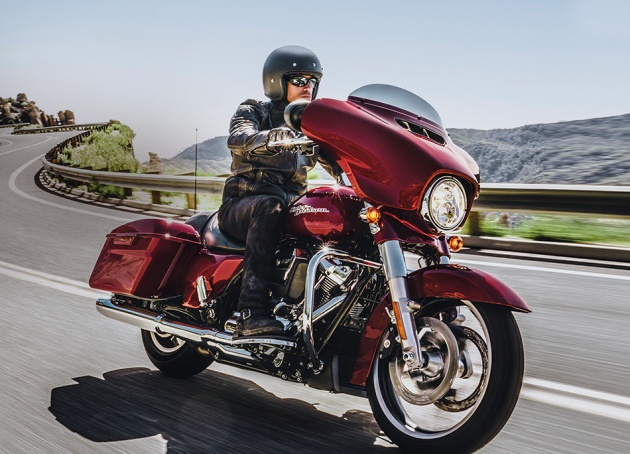2017 Harley Davidson Tourers (3)