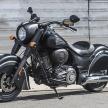 2017 Indian Motorcycles Chief Dark Horse