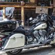 2017 Indian Motorcycles Roadmaster
