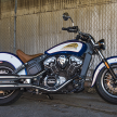 2017 Indian Motorcycles Scout