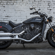 2017 Indian Motorcycles Scout Sixty