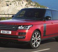 2017 Range Rover SVAutobiography Dynamic 4