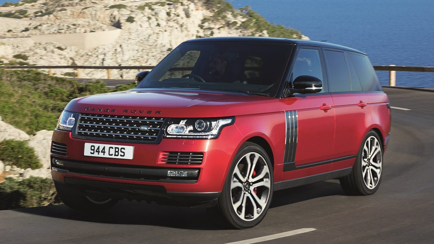 2017 Range Rover Updated With New Technologies