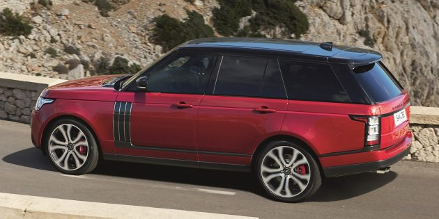 2017 Range Rover SVAutobiography Dynamic 5