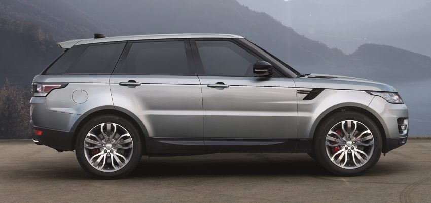 2017 Range Rover Sport gets 2.0L twin-turbo Ingenium diesel entry-level variant, new tech and infotainment Image #535954