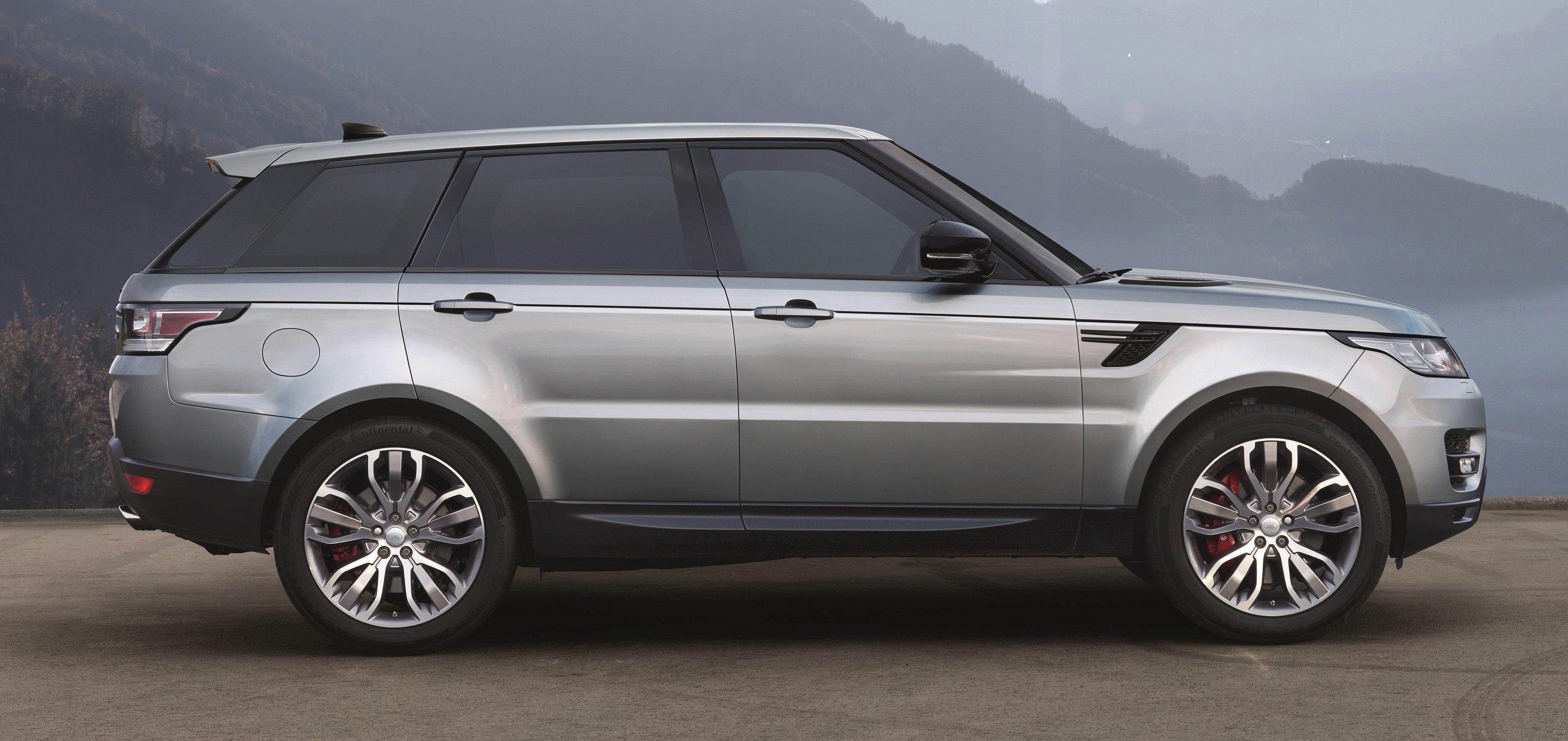2017 Range Rover Sport Gets 2 0l Twin Turbo Ingenium