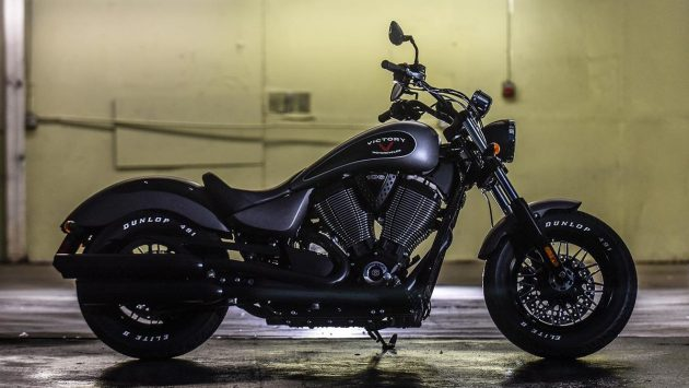 2017 Victory Motorcycles model line-up announced