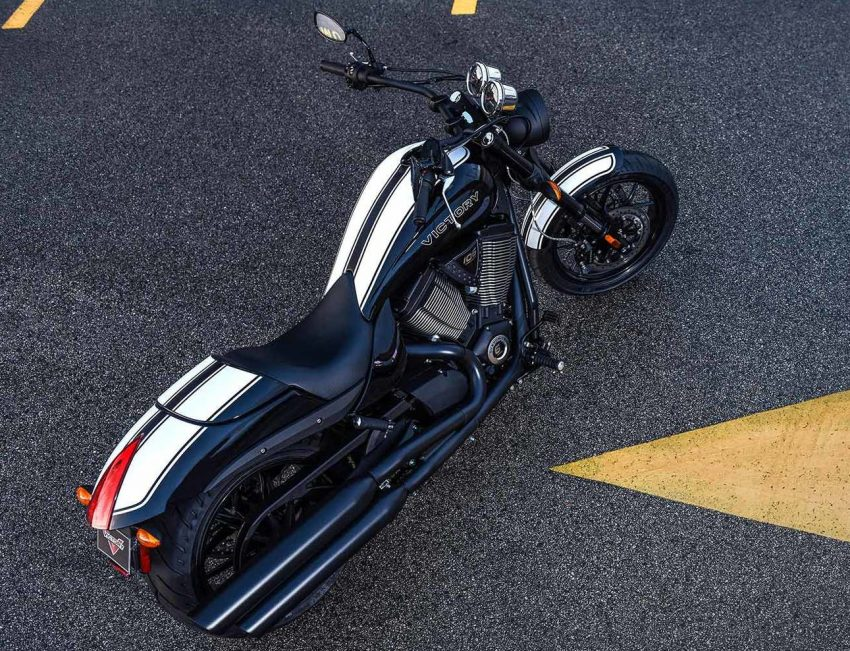 2017 Victory Motorcycles model line-up announced Image #528084 Up Arrow Image