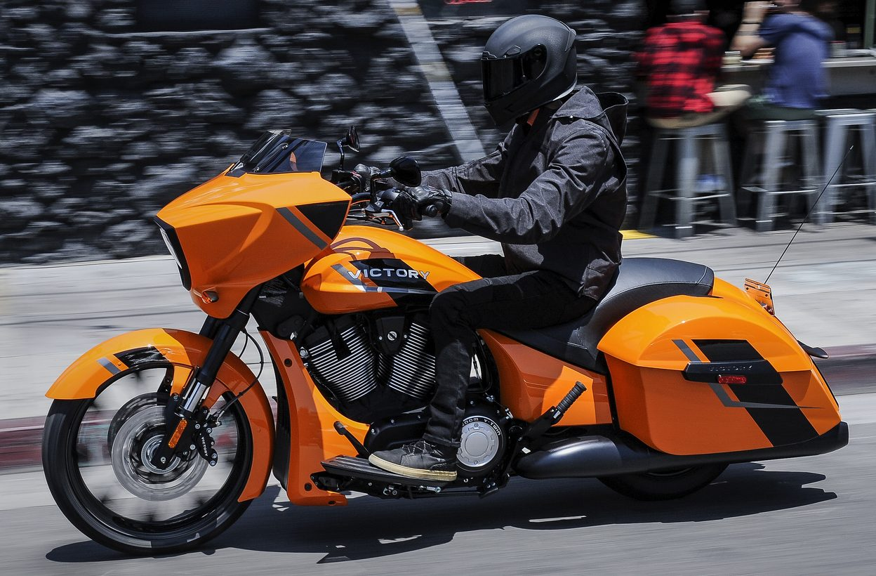Indian Motorcycle 2018