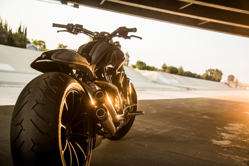 2016 Ducati XDiavel by Roland Sands at Sturgis Rally Image #538713