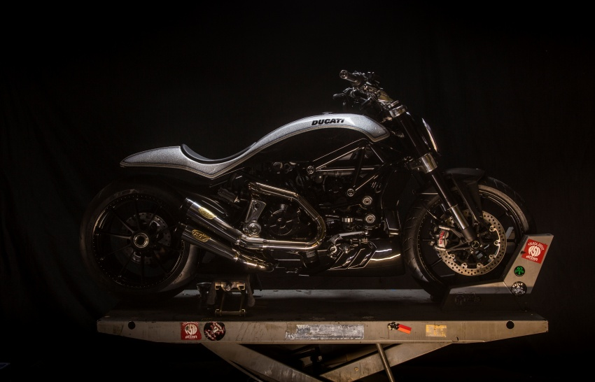 2016 Ducati XDiavel by Roland Sands at Sturgis Rally Image #538715