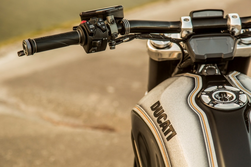 2016 Ducati XDiavel by Roland Sands at Sturgis Rally Image #538724