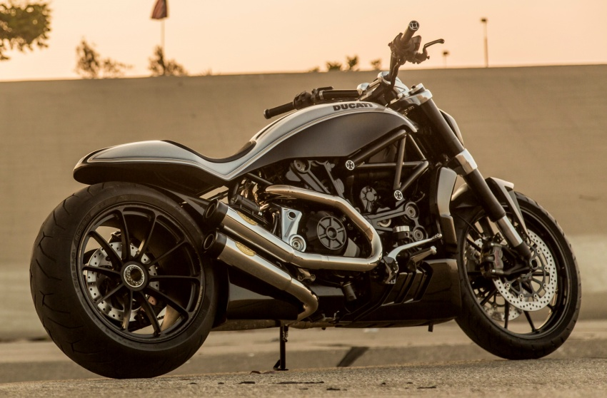 2016 Ducati XDiavel by Roland Sands at Sturgis Rally Image #538725