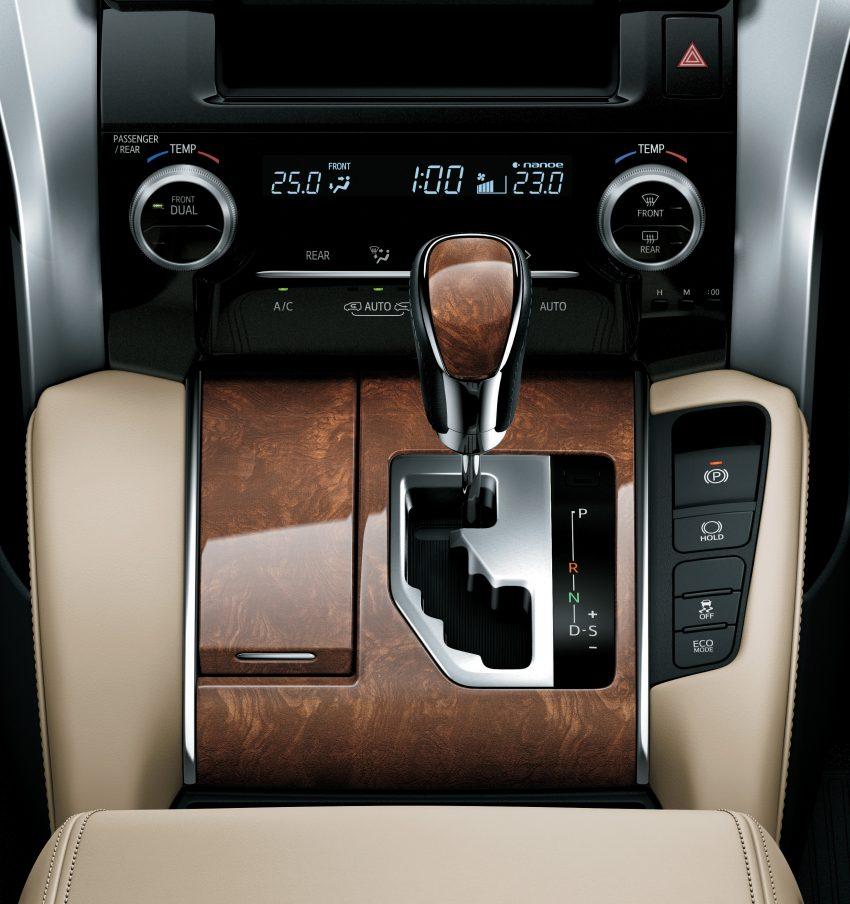 Toyota Alphard dan Vellfire 2016 dilancarkan di M'sia – RM420k-RM520k untuk Alphard, RM355k bagi Vellfire Image #529801
