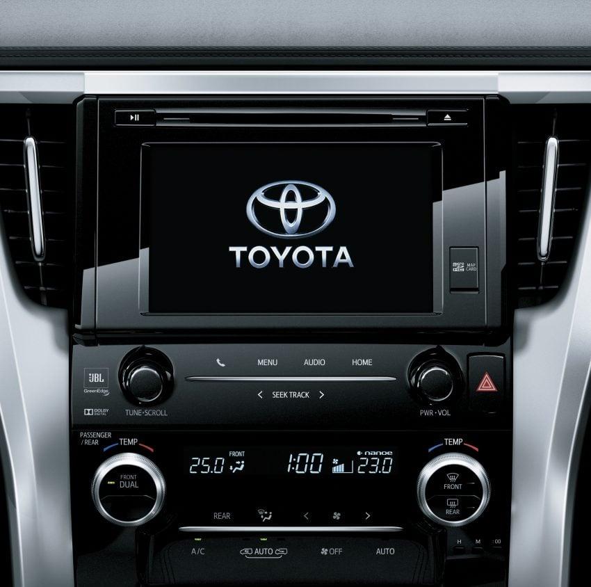 Toyota Alphard dan Vellfire 2016 dilancarkan di M'sia – RM420k-RM520k untuk Alphard, RM355k bagi Vellfire Image #529864