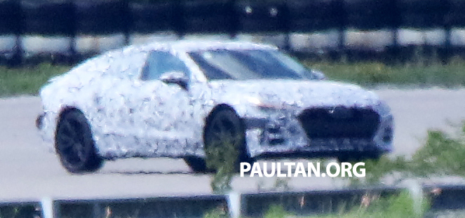 SPYSHOTS: Next-gen Audi A7 spotted for the first time Image #531857