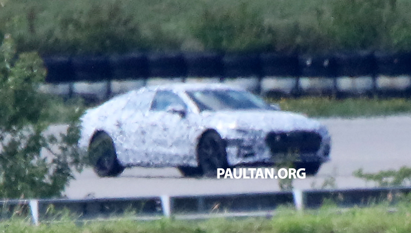 SPYSHOTS: Next-gen Audi A7 spotted for the first time Image #531860