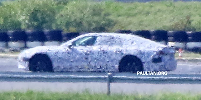 SPYSHOTS: Next-gen Audi A7 spotted for the first time Image #531861