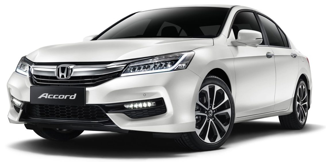 Back to Story: Honda Accord facelift open for booking in Malaysia
