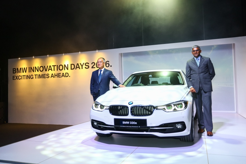 BMW 330e iPerformance Sport plug-in hybrid launched in Malaysia: 0-100 km/h 6.1 sec, 2.1 l/100 km, RM249k Image #540712